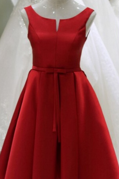 Red Bandage Homecoming Dress,Straps Sleeveless Homecoming Dresses