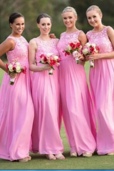 Bridesmaid Dress ,Fashion Sexy Prom Dresses,Lace Bridesmaid Dress,Party Dress,Wedding Guest Prom Gowns, Formal Occasion Dresses,Formal Dress