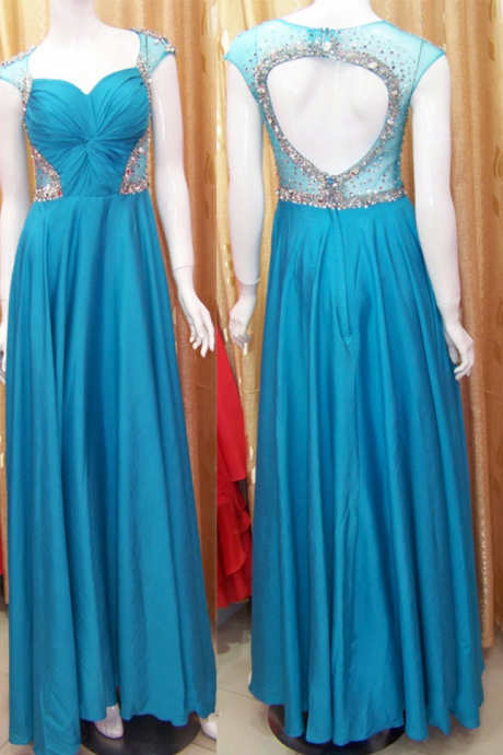 Backlesss prom dress,prom dresses,light blue prom dresses,Beaded Prom Dresses,taffeta prom dresses,sexy prom dresses,Dresses For Prom , sexy prom dresses,dresses party evening,sexy evening gowns,formal dresses evening,elegant long evening dresses