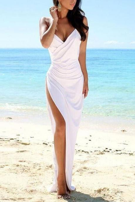 Wedding Dress,Wedding Dresses,Beach Wedding Dresses,Summer Wedding Dress , Long Wedding Gowns, Cheap Wedding dress, Best Bridal Gowns, Sexy Backless Wedding Dresses