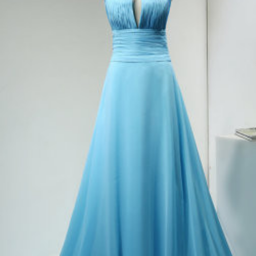 Chiffon Prom Dress Prom Dresses